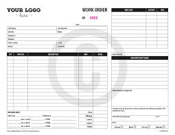 forms printing and designing alberta printers inc work order sample