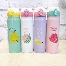 TOP <b>Sale</b>  <b>350ML</b>/<b>500ML Stainless</b> Steel Vacuum Cup Portable Kids ...