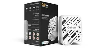 <b>White</b> Oakter <b>Smart</b> Home Universal <b>Infrared</b> Remote, Rs 3800 ...