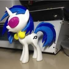 STL files for 3D printer <b>My Little Pony</b> ・ Cults