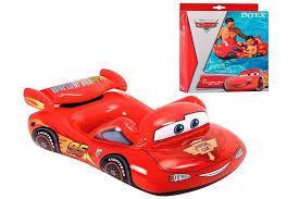 """<b>Надувная игрушка</b>-<b>плотик</b> """"Тачки"""" <b>INTEX</b> 58391 — купить в ..."""