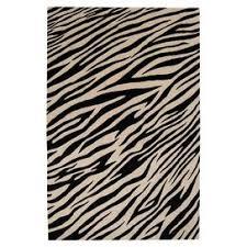 safari chic animal print furniture accents on joss and main chic zebra print rug