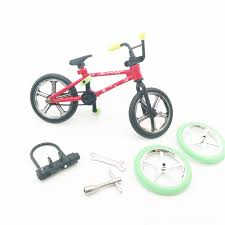 <b>1 Set Mini</b> Finger Bicycle Tech Deck Flick Trix Finger Bikes Toys ...