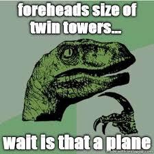 Philosoraptor Memes via Relatably.com
