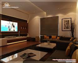 living room interior beautiful interior office kerala home design