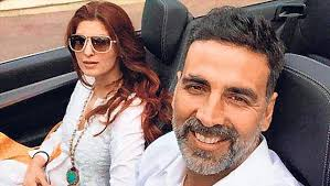 Image result for twinkle khanna family