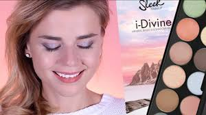 ПАЛЕТКА <b>ТЕНЕЙ</b> SLEEK I-DIVINE <b>NORDIC</b> SKIES - МАКИЯЖ ...