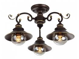 <b>Люстра Arte Lamp</b> Grazioso <b>A4577PL</b>-<b>3CK</b>, E27, 180 Вт — купить ...