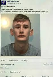 British Fugitive's Big Ears Become Facebook Meme -- Following: How ... via Relatably.com