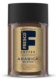 <b>Fresco Arabica</b> Blend <b>кофе</b> растворимый, 100 г — купить в ...