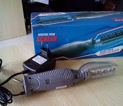 <b>Fish scaler</b> mini <b>manual electric fish</b> scale descaler ZF | Games ...