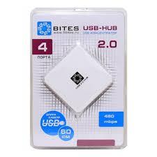 <b>USB хаб 5BITES HB24</b>-<b>202WH</b>, WHITE — купить в интернет ...
