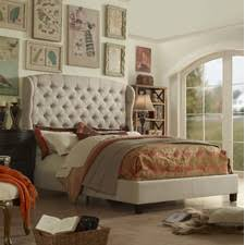 piece emmaline upholstered panel bedroom: quick view more options a felisa upholstered panel bed