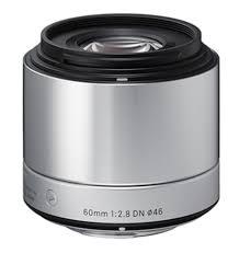 <b>Объектив Sigma</b> 60mm F2.8 DN <b>Sony</b> E. Цены, отзывы ...