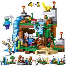 4Pcs/set Legoings <b>Building Blocks Brinquedos Model</b> set Figures ...