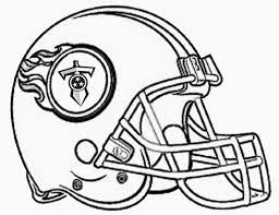 Small Picture NFL Football Helmet Coloring Pages GetColoringPagescom