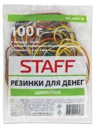 <b>Резинки</b> для купюр <b>STAFF</b> — купить недорого по лучшей цене ...