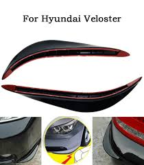 Hyundai Veloster Accessories Popular Veloster Bumper Buy Cheap Veloster Bumper Lots From China