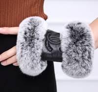Warm <b>Leather Gloves</b> Ladies Online