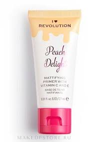 I <b>Heart</b> Revolution Face Primer Peach Delight - <b>Праймер</b> для лица ...