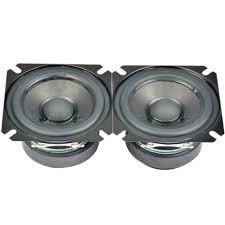 "AIYIMA <b>2Pcs</b> 2.5"" 4Ohm <b>15W</b> Audio portable Full Range Speakers ..."