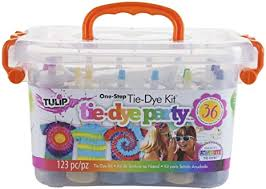 Tulip One-Step Tie-Dye Kit Party Creative Group ... - Amazon.com