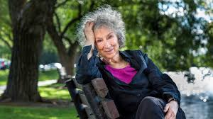 margaret atwood connects the handmaid s tale to current politics margaret atwood brings back angel catbird and looks ahead to the handmaid s tale