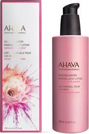 Ahava Deadsea Water М <b>Минеральный крем для тела</b> кактус и ...