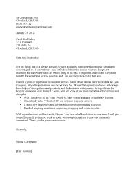 Customer Service Representative Cover Letter Sample  customer