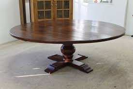 dining table wood pfw  inch round pedestal dining table nhfmr wooden round dining
