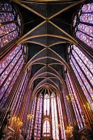 la saint chapelle a chapel on le de la cit in paris france chapelle de la sorbonne chappelle de la