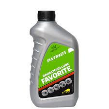 <b>Масло цепное PATRIOT FAVORITE</b> BAR&CHAIN LUBE 0,946л ...