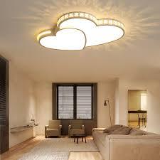 Crystal <b>Modern</b> Led Ceiling Lights For Living Room Bedroom ...