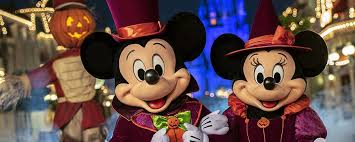 Mickey's Not-So-<b>Scary</b> Halloween Party | Walt Disney World Resort