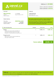invoice design by aevel on invoice design by aevel
