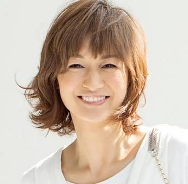 エアリーな富岡佳子