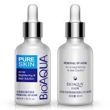 <b>BIOAQUA</b> Brand 30ml <b>Acne Treatment</b> Essence <b>Acne</b> Scar Removal ...
