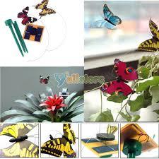 fashion garden solar powered vibration