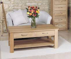 mobel oak drawer coffee table mobel oak four drawer coffee table baumhaus mobel oak drawer