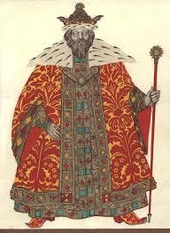Фирер Владимир Ильич Эскиз <b>костюма</b> Царя Салтана к опере ...