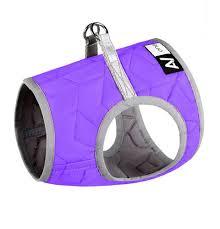 Шлейка <b>Шлея мягкая для</b> собак Collar AiryVest ONE фиолетовая ...