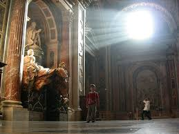 Tombe du pape Alexandre VII