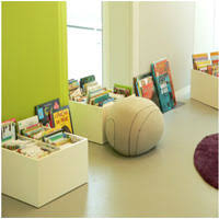 caterpillar children library furniture