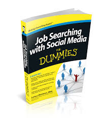 review of job searching social media for dummies personal job searching social media