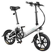 <b>FIIDO D3</b> Mini Aluminum Alloy <b>Smart Folding</b> Electric Bike Sale ...
