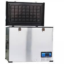 Outsunny 45L Large <b>Car</b> Refrigerator Compressor <b>Portable Electric</b> ...