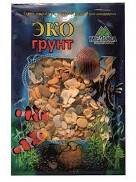 <b>Галька</b> Каспий 3 8-15mm 7kg - Грунты для аквариумов и ...
