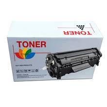 1x совместимый <b>тонер</b>-<b>картридж HP Q2612A</b> 12a для LaserJet ...