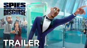 Spies in Disguise | Official Trailer 2 [HD] | 20th Century FOX - YouTube