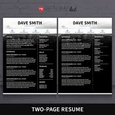 resume template for word theme david modern resume blue resume template for word theme david modern resume blue icons